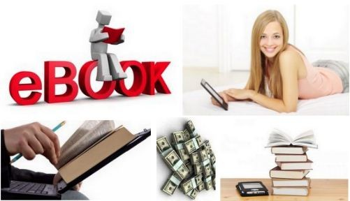 How to Make Money with eBooks on Internet