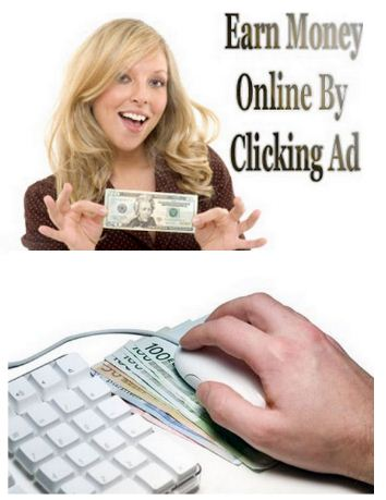 Earning easy Money Online by Clicking Ads on PTC Sites