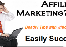 tips for Affiliate marketing program and best strategies for beginners